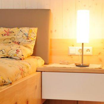 Schlafzimmer ALPE 12