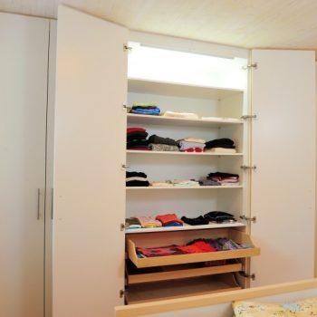Schlafzimmer ALPE 15