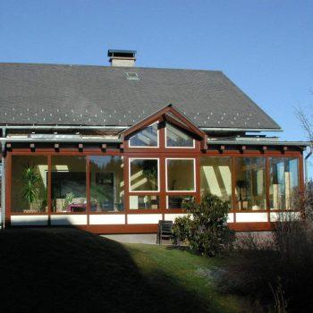 Wintergarten von ALPE