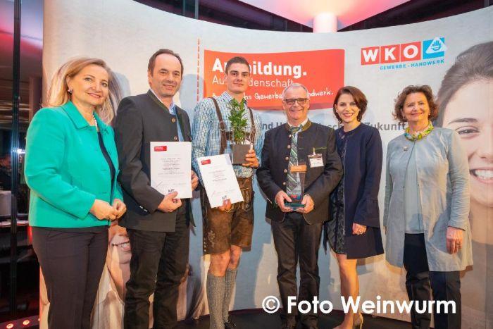 Best of Talent ALPE Holzbau und Tischlere